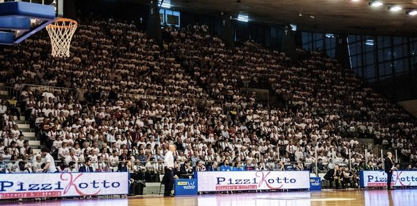 Lega A PosteMobile 2017-18: Pallacanestro Reggiana e Pizzikotto confermano la loro partnership
