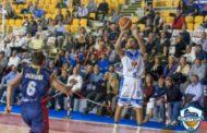 A2 Ovest 2017-18: la Leonis Eurobasket Roma perde nettamente in casa vs una Novipiù Casale superiore 62-78