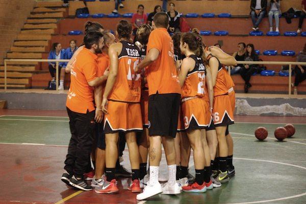 Serie B Campania 2017-18: le Givova Ladies Scafati battono l'Olimpia Capri all'Open Day