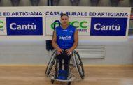 Basket in carrozzina #SerieAFipic Mercato 2017-18: l'Unipol Sai Briantea84 Cantù si rafforza con l'argentino Alberto Esteche