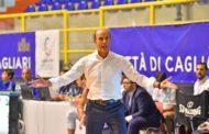 A2 Ovest Old Wild West 2017-18: Riccardo Paolini predica massima attenzione per la sua Pasta Cellino Cagliari nella trasferta in casa della Leonis Roma