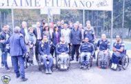 Giovanili : la Leonis Roma ha inaugurato il playground Giame Fiumanò
