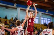 Lega A1 Femminile 2017-18: bene l'esordio in campionato per l'Umana Reyer Venezia vs Vigarano