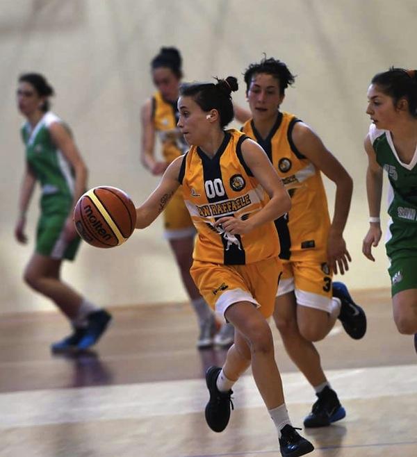 Lega A2 Femminile Gu2To Cup 2017-18: ancora una sconfitta fuori casa per la San Raffaele Basket Roma