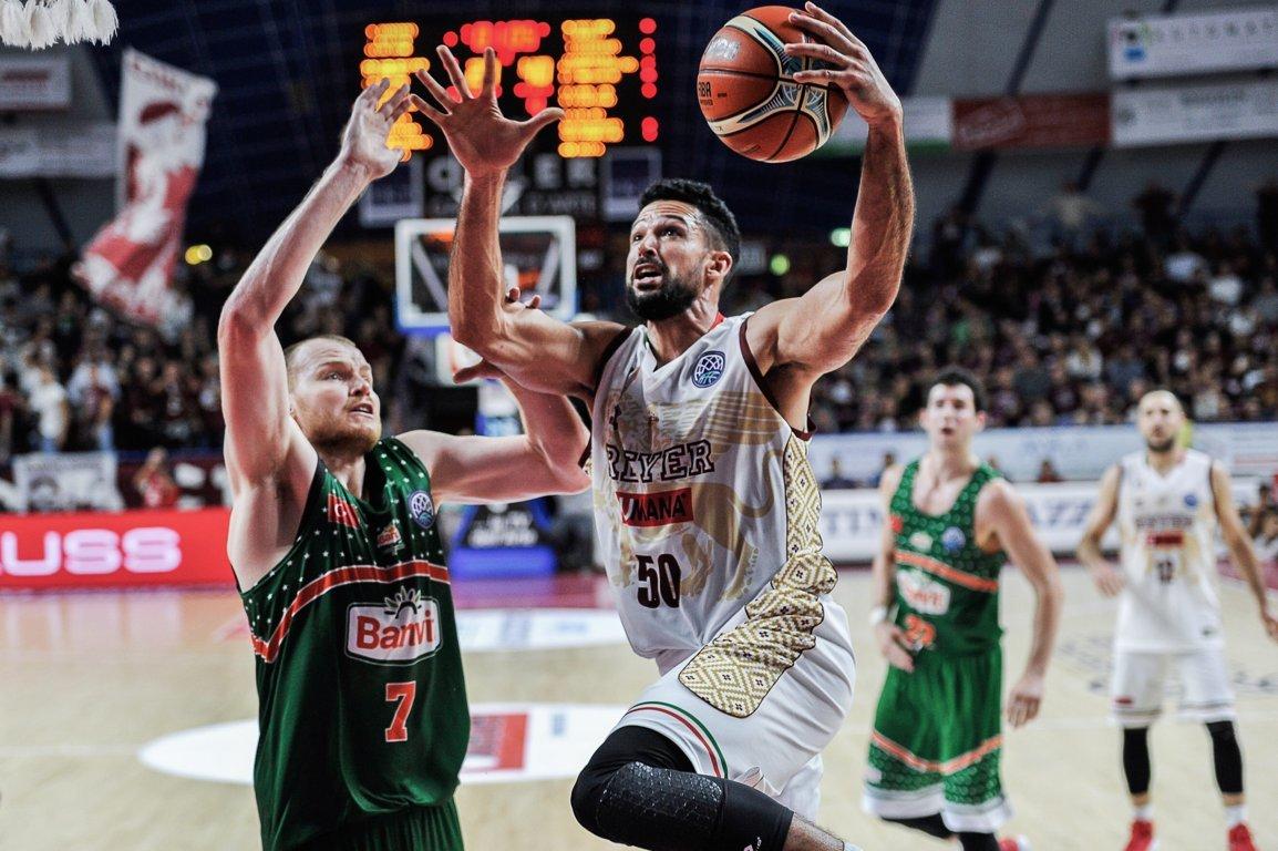 FIBA Champions League 2017-18: martedì 17 ottobre Umana Reyer Venezia vs AEK Atene attiva la prevendita