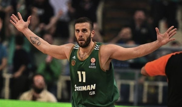 Euroleague 2017-18: recap ed highlights gare II round 6 con il Pana che batte nel derby i rivali dell'Olympiacos