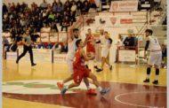 Serie B girone C 2017-18: secondo quarto fatale all'Amatori Pescara che cade in casa del Campli Basket