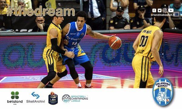Basketball Champions League 2017-18: la SikeliArchivi Capo d'Orlando ne ha presi 41 in casa dell'Iberostar Tenerife