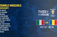 Nazionali 2017-18: solo su Sky Sport le dirette dell'Italia vs Romania e vs Croazia