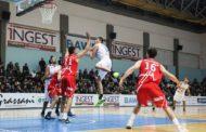 Serie B girone C 2017-18: ancora una sconfitta per l'Olimpia Matera al Palasassi passa il Teramo Basket 1960