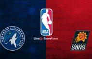 NBA 2017-18: il programma delle gare solo su Sky Sport HD domenica 26 Timberwolves vs Suns