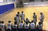 Giovanili Maschile 2017-18: il team U20M Regionale Latina Basket cede alla maggiore esperienza dell'Anzio