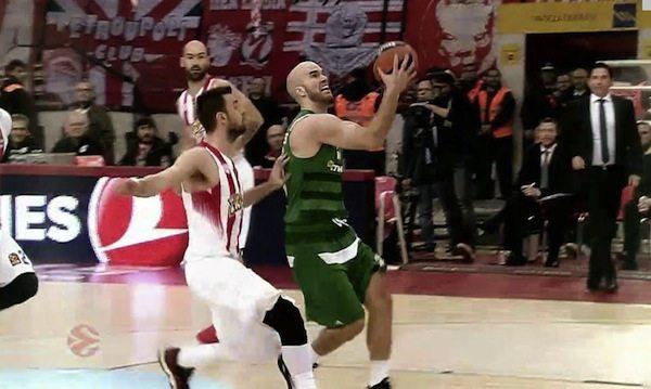 Euroleague 2017-18: le immagini per presentare Olympiacos - Panathinaikos