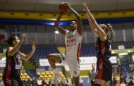 Lega A1 Guto2 Cup Basket Femminile 2017-18: vittoria della Meccanica Nova Vigarano in casa della Fixi Torino