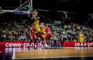 Basketball Champions League 2017-18: il Banco di Sardegna in Germania per affrontare l'Ewe Oldenburg