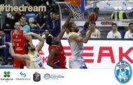 Basketball Champions League 2017-18: la SikeliArchivi Capo D'Orlando si arrende all'Elan Chalon 69-79