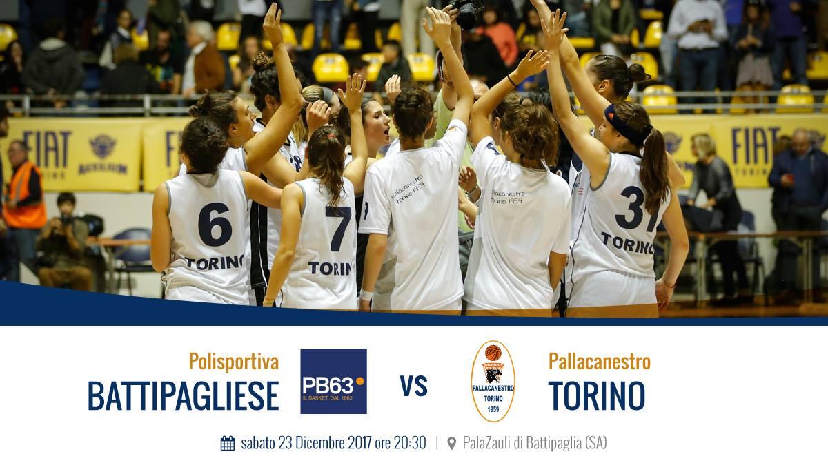 Lega A1 Femminile Gu2to Cup 2017-18: ancora indisponibile Ivana Tikvic della Pallacanestro Torino