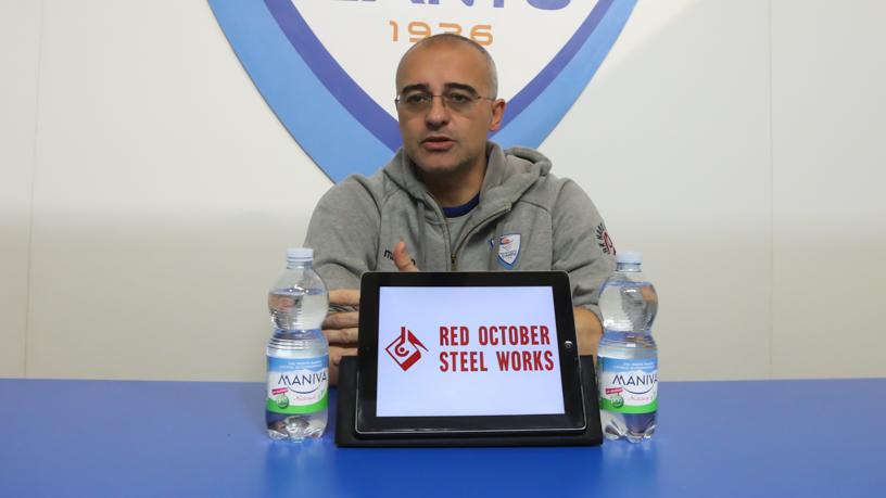 Lega A PosteMobile 2017-18: Marco Sodini ha illustrato i temi del derby tra Cantù e Milano