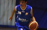 Giovanili Maschili 2017-18: il giovane U14M del Latina Basket Matteo Paiano convocato per l'A.T.G. del Fip Lazio