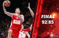 Euroleague 2017-18: finalmente una buona AX Exchange Milano vince nettamente vs il Baskonia 92-85 pur soffrendo nel finale