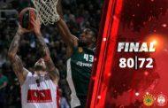 Euroleague 2017-18: l'AX Exchange Armani lotta ad Atene cedendo al Pana per 80-72