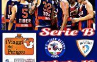 Serie B girone D Old Wild West 2017-18: alle 18:00 di oggi, sabato 16, Tiber-Scauri