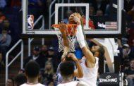 NBA 2017-18: nella notte del 26 Dicembre vittoria con buzzer beater  per i Suns