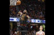 NBA 2017-18: nella notte del 21 Dicembre, LeBron domina ed i Cavs vincono