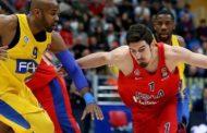 Euroleague 2017-18: round 12 gare II vincono Baskonia, CSKA e Stella Rossa