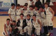 Giovanili Maschili 2017-18: U13 Regionale vittoria del Latina Basket nel derby cittadino con l'SMG