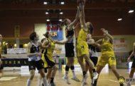 Lega A2 Basket Femminile girone Nord 2017-18: Fanola San Martino lascia i due punti al Il Ponte Casa d'Aste Sanga Milano solo nell'ultimo quarto