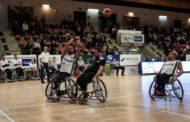 Basket in carrozzina #SerieA1Fipic 2017-18: facile vittoria dell'UnipolSai Briantea84 nel derby vs SBS Montello