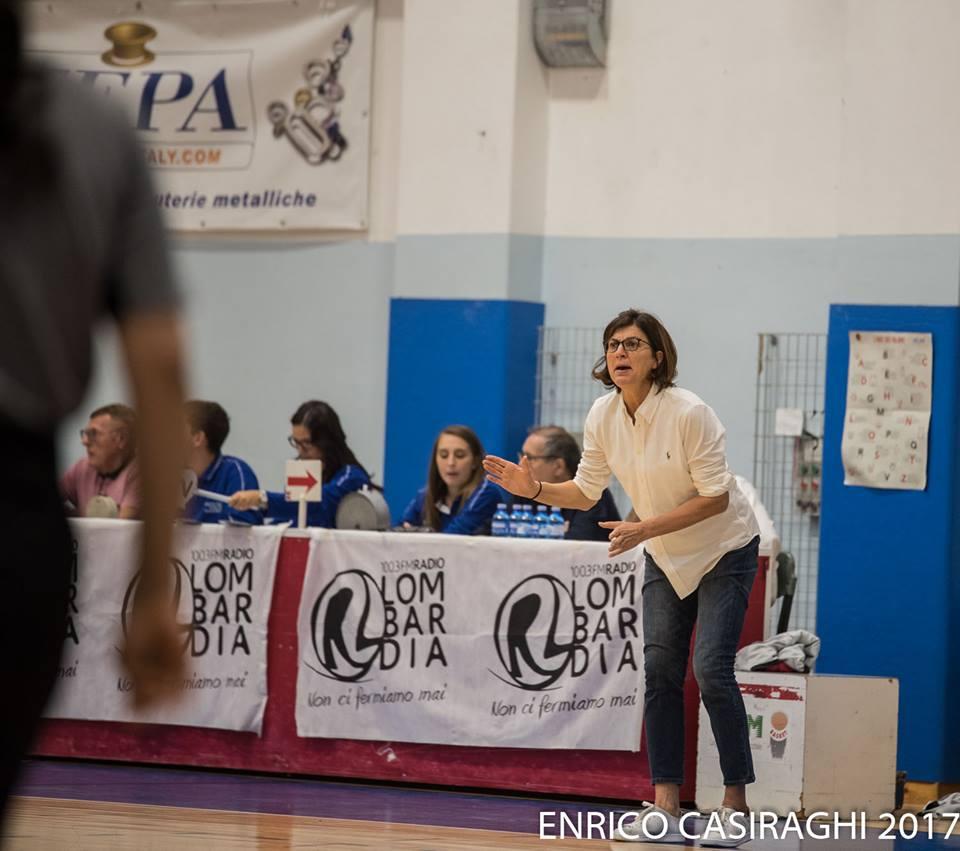 Lega Basket Femminile A1 2019-20: da casa ecco le parole di coach Cinzia Zanotti dell'Allianz Geas