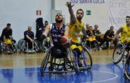 Basketincarrozzina #SerieA Fipic 2017-18: sconfitta in casa del S.Lucia Roma vs l'UnipolSai