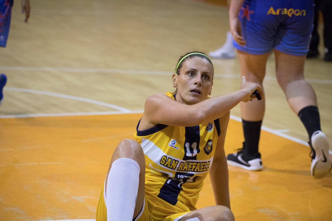 Lega A2 Femminile Gu2to Cup 2017-18: il San Raffaele attende il Civitanova Marche