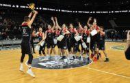 Euroleague 2017-18: sconfitta in finale la Stellazzurra Bk Academy all'Adidas NGT di Riga vs il Lietuvos Rytas