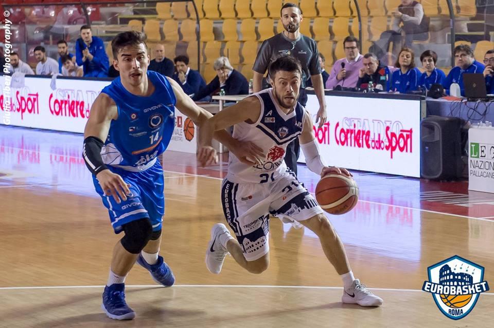 A2 Ovest Old Wild West 2017-18: un derby tra leoni a Roma tra Leonis Eurobasket e Bertram Tortona