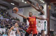 Basketball Champions League 2017-18: la Dinamo Sassari scivola ancora in casa vs l'UCAM Murcia