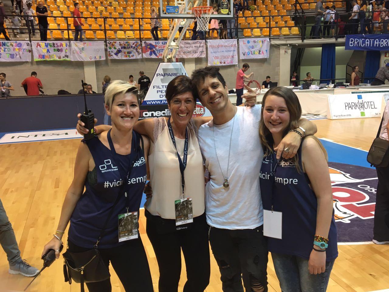 Basket in carrozzina 2017-18: l'UnipolSai Briantea84 Cantù lancia