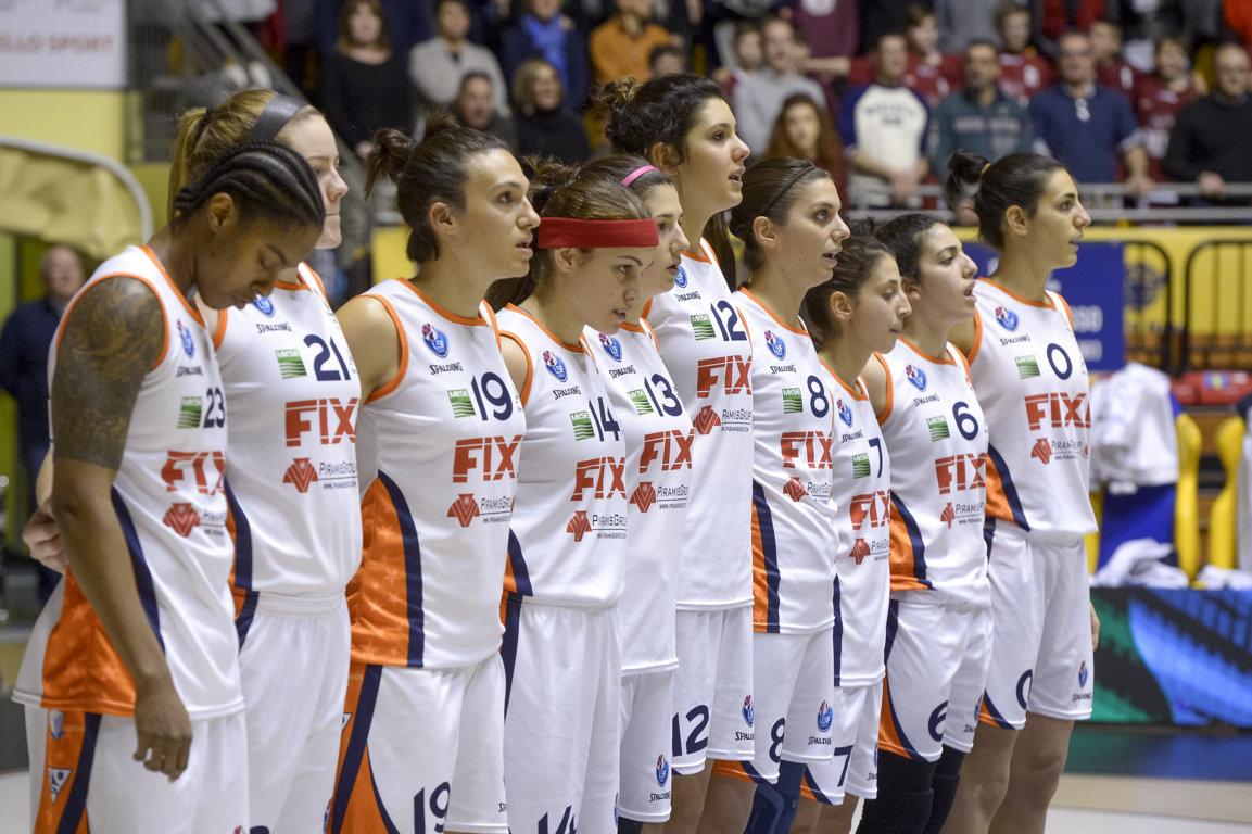 Lega A1 Femminile Gu2to Cup 2017-18: martedì 23 gennaio è il giorno di #contagioazzurro con Marco Crespi a Torino