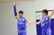 Giovanili Maschile 2017-18: bella W dell'U18M Regionale del Latina Basket vs la Virtus Fondi 65-57