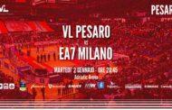 Lega A PosteMobile 2017-18: tra Victoria Libertas Pesaro ed EA7 Emporio Armani Milano una sfida dal fascino un po' decaduto
