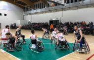 Basket in carrozzina #SerieAFipic 2017-18: tutto secondo pronostico a Varese passa la Briantea84 per 44-78