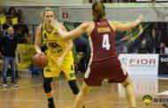 Lega A1 Femminile Gu2to Cup 2017-18 il Fila San Martino lotta ma passa la Reyer al Taliercio 66-59