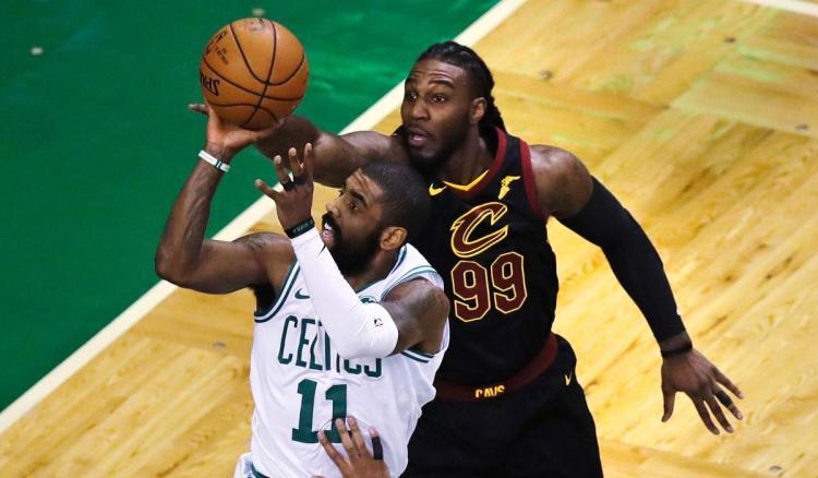 NBA 2017-18: nella notte del 03 Gennaio Boston vpiega Cleveland grazie ad una grande difesa
