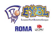 Giovanili Maschile 2017-18: da mercoledì 25 gennaio via a Roma alla 2^ tappa di qualificazione all'EYBL 2018
