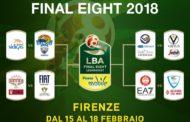 Lega A PosteMobile Final Eight 2017-18: la DEM4 a fianco di Lega Basket Serie A alla manifestazione di Firenze