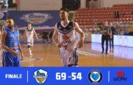 A2 Ovest Old Wild West 2017-18: tutto secondo pronostico vince la Leonis Eurobasket Roma vs la Cuore Napoli Basket 69-54