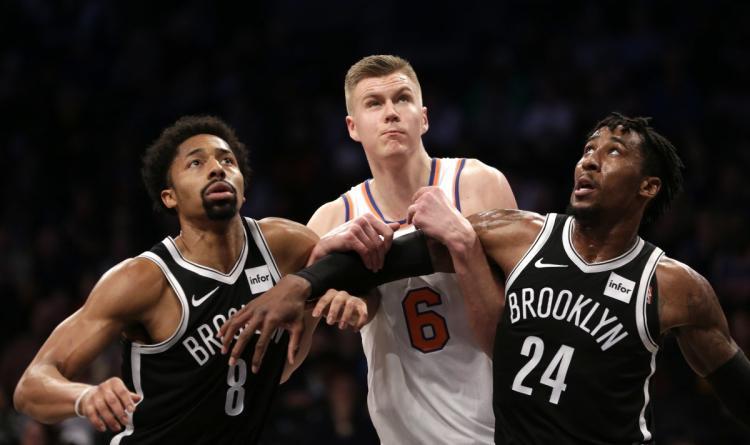 NBA 2017-18. i Knicks passeggiano ancora al Barclays Center: analisi della partita.