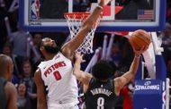 NBA 2017-18: Dinwiddie strozza l'urlo dei Pistons all'ultimo secondo